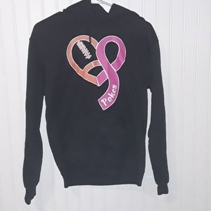 🧡 OKState Breast Cancer Support Hoodie